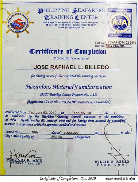 Fake certificates manila certificate of completion street stall in manila yelopaper Images