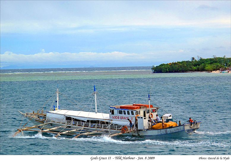 Ferry From Manila To Lubang Island