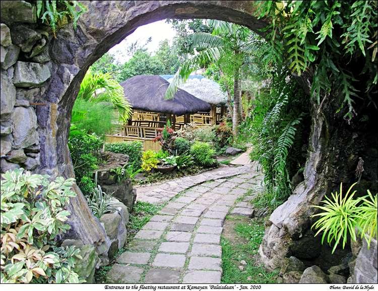 Kamayan Sa Palaisdaan Restaurant Bay Laguna